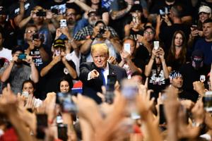 薛木子:特朗普對抗影子金權 習近平深感危機
