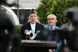 傳阿富汗前總統卡爾扎伊和前行政長官被軟禁