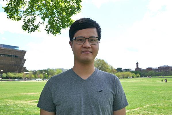 Khanh Nguyen畢業於哈佛大學法學院,現在在世界銀行擔任法律顧問。(董韻/大紀元)