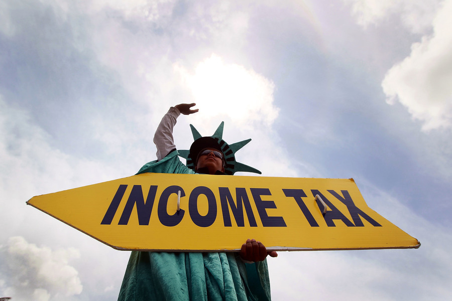 美國民主黨預算案增稅計劃 企業稅料調升至26.5%