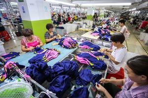 大陸服裝業陷困境 「雙循環」能救市嗎?