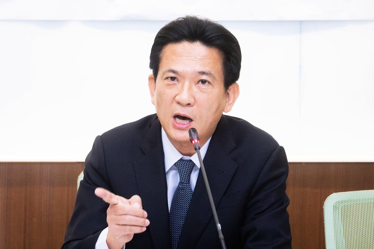 立委林俊憲表示,當前政府不分日夜努力控制疫情,齊心戮力守護台灣人民健康的時候,中共只知道添亂。圖為資料照。(陳柏州/大紀元)