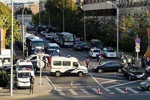 傳二萬老兵擬再維權 北京軍委大樓前交通管制