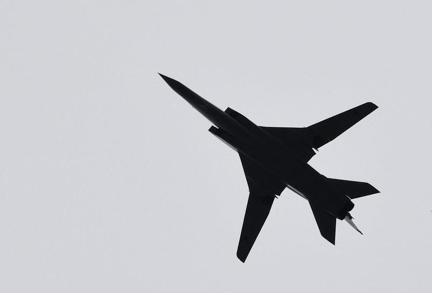 俄Tu-22M3轟炸機故障 三人被彈出飛機墜亡