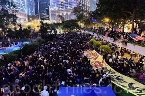 【10.26醫護抗暴】港醫護譴責警暴 對受傷抗爭者不敢就醫感痛心