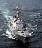 美日澳韓首次在西太平洋聯合軍演
