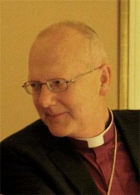 聖奧爾本斯主教(The Lord Bishop of St Albans)艾倫‧史密斯博士(Rt Revd Dr Alan Smith)(明慧網)
