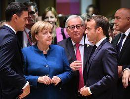 「歐洲覺醒」 法德歐盟首腦下周會晤習近平