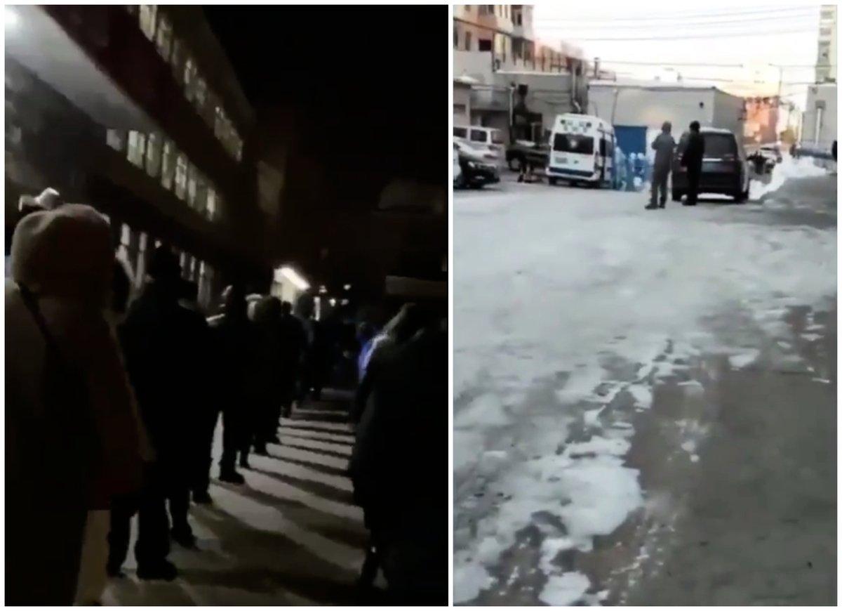 黑龍江東寧市、綏芬河已進入「戰時狀態」,管控升級。(影片截圖)