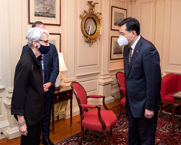 專家評秦剛在美首場活動:中美關係難緩和
