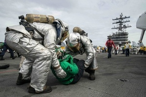 【獨家】南海上演傷亡演習 中美針鋒相對
