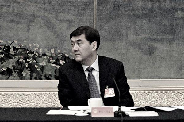 圖為中共發改委前副主任、國家能源局前局長努爾‧白克力。 (LIU JIN/AFP/Getty Images)