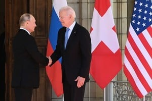 拜登普京峰會 全球聚焦 北京緊張