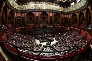 意大利議會聽證 要求政府澄清親共立場