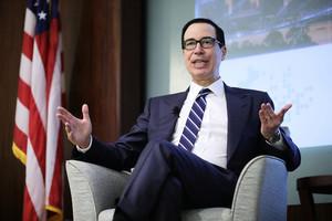 姆欽:中共肺炎不會引發美國經濟衰退