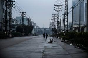 燕郊房價腰斬 大陸資產泡沫即將湮滅?