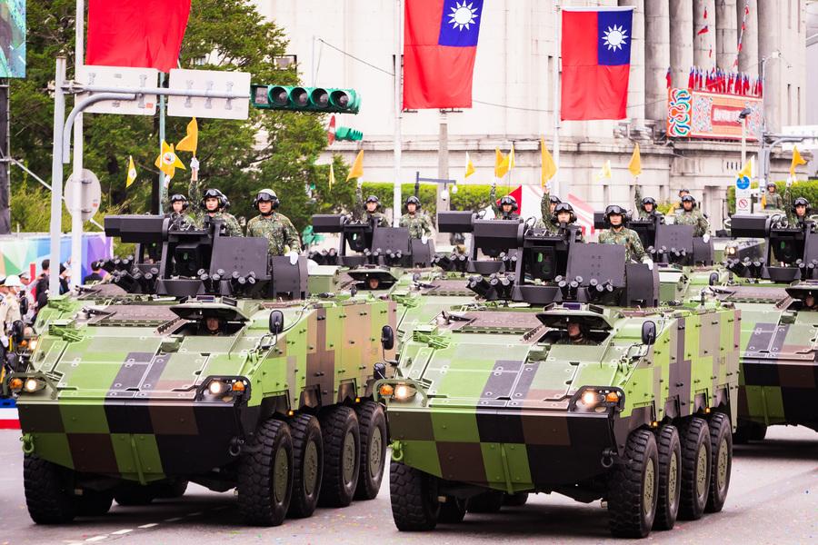 中共威脅日增 美專家籲台灣加強自衛能力