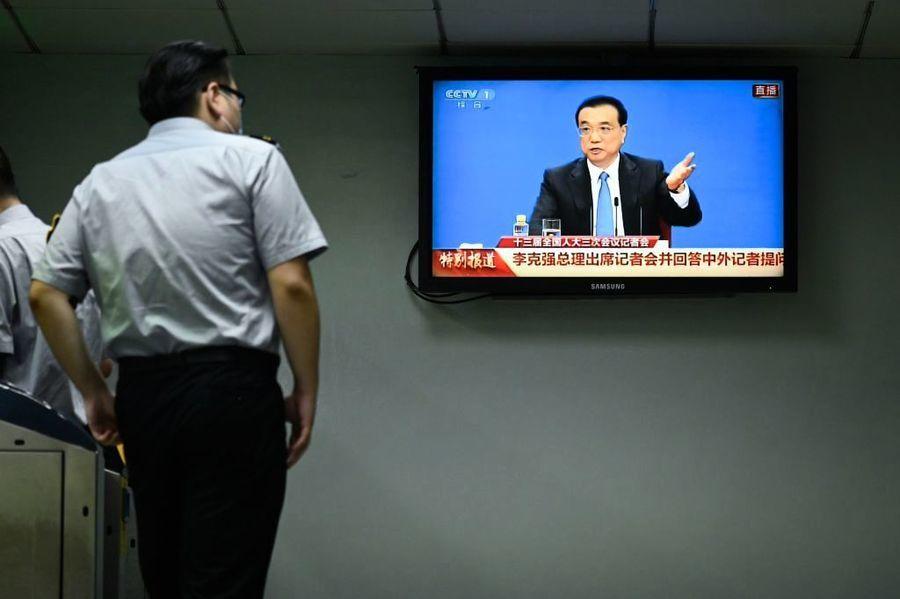 李克強稱六億人月收入千元 震驚不少網友