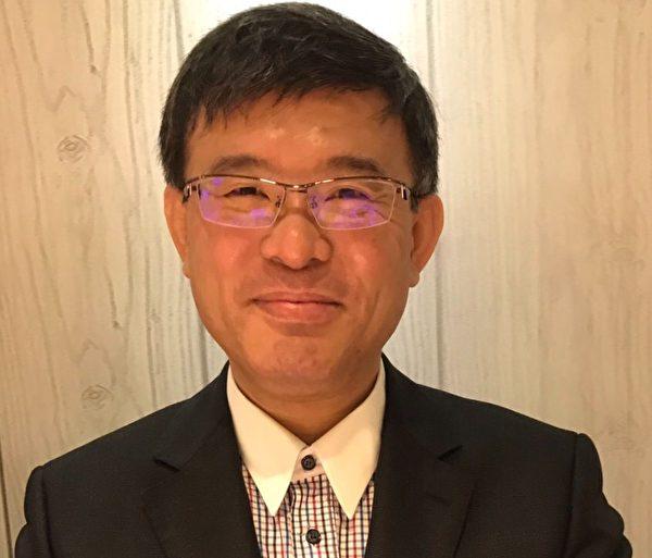 總體經濟學家吳嘉隆,資料照。(吳嘉隆提供)