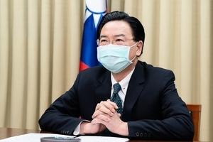 共機頻擾台 吳釗燮:台灣絕不在壓力下低頭