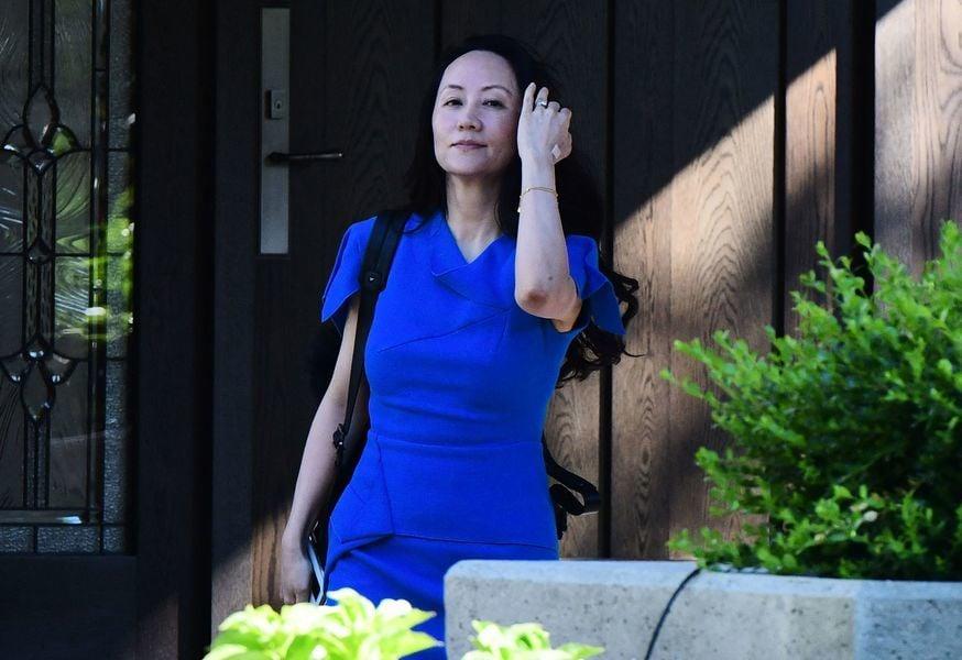 傳美司法部就孟晚舟認罪協議恢復談判