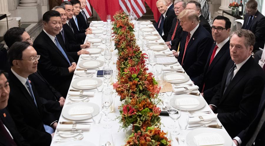 特朗普:中美必達協議 因北京必須「這麼做」
