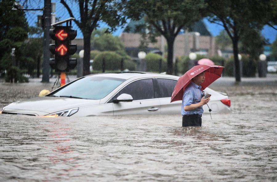 事實核查:鄭州洪水劫是天災還是人禍