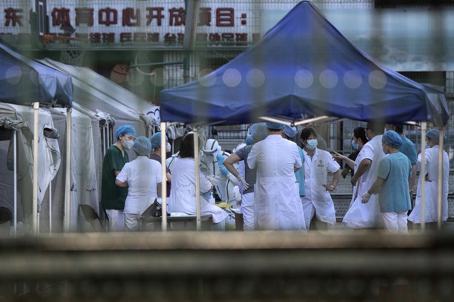 第二波疫情難控 分析:全面封鎖北京賭注高