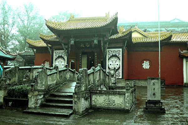 重慶酆都鬼城奈何橋(Gisling/維基百科)