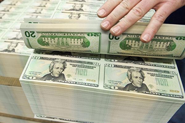 在過去一周,美元/日圓價格在2021年1月11日絕大多數時間都處於104日圓之上,但在12日到13日呈明顯弱勢。(PAUL J. RICHARDS/AFP/Getty Images)