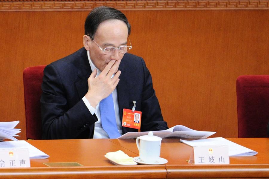 劉鶴將赴美談判 王岐山演講洩讓步程度?