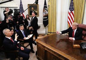 特習會告吹 北京誤判特朗普 貿易談判懸半空