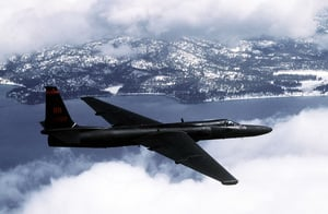 沈舟:U-2偵察機現身展示甚麼信號