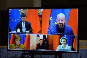 投資協議完成前 中共幹了一件事被歐盟拒絕