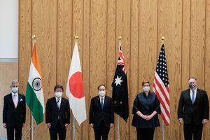 美日澳印四方會談加大合作 抵禦中共脅迫