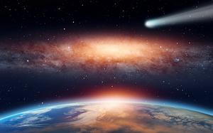 每年多達五千噸外星物質落入地球