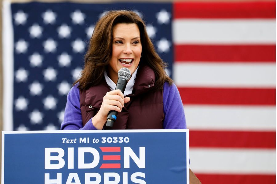 沒被拜登選中做拍檔 密歇根州長:鬆了口氣