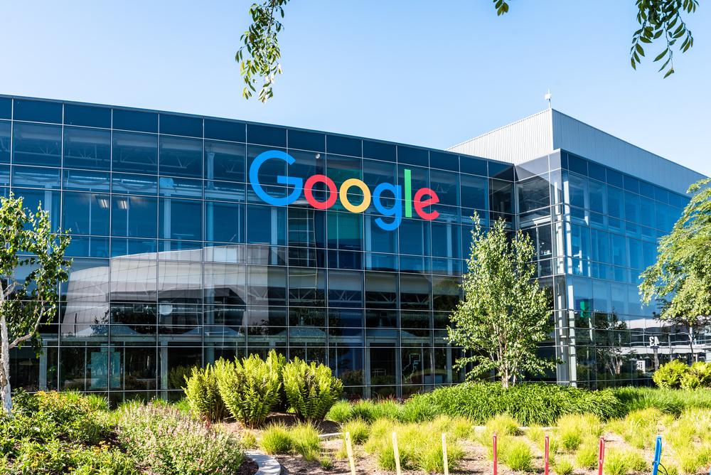 美國國會目前正調查谷歌在內的四大美國網絡巨頭是否違反反壟斷法。(Shutterstock)