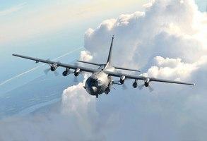 噴火的蛟龍 美AC-130空中炮艇數十年受青睞