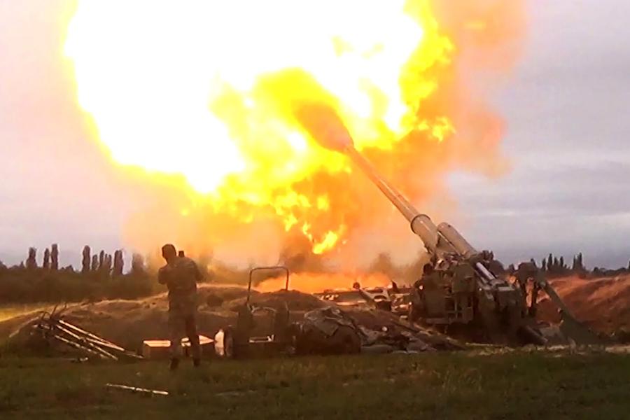 亞美尼亞與阿塞拜疆戰事第二天 美國務院回應