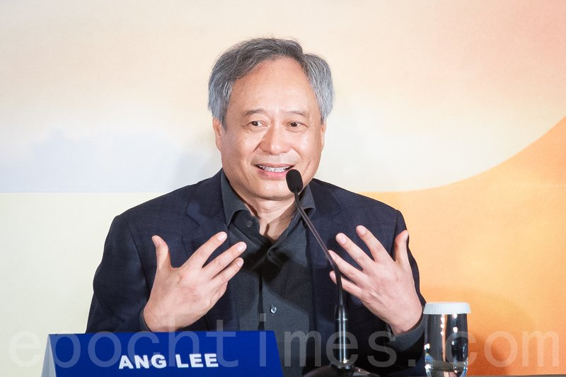 華人導演第一人 李安獲英國奧斯卡終身成就獎