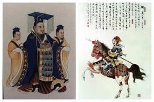 【文史】漢武帝反擊匈奴 衛青初露頭角