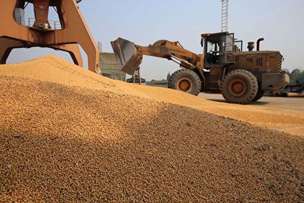 中共允諾購巨額美農產品 巴西庫存或暴增四倍