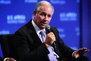 黑石CEO:中共知道它必須改變貿易行為