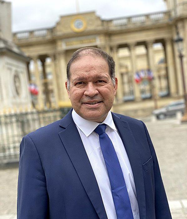 法國國會議員大衛·洛里昂(David LORION)先生。(維基百科)