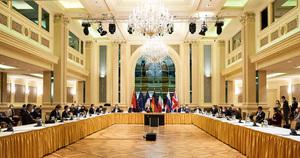 美國和伊朗維也納非直接會談 歐盟當二傳