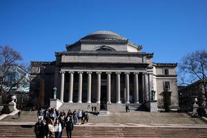 哥倫比亞大學未能披露100萬美元中共資金