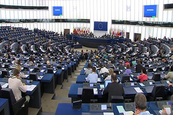 歐盟提議與美國聯盟應對中共威脅