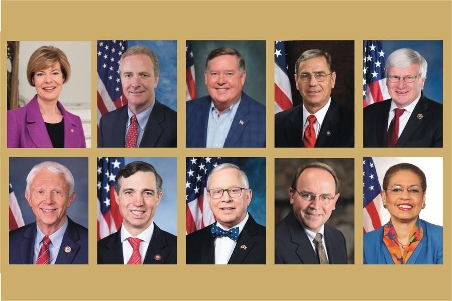 法輪功反迫害21年 美國會議員聲援(2)