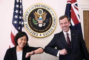 澳貿易部長訪美 兩國將共同應對中共經濟脅迫